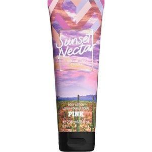 VS Pink Sunset Nectar Body Lotion 8oz NWT